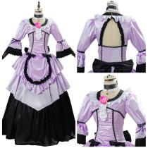 Final Cosplay Fantasy VII Remake Game Cloud Strife Women Dress Cosplay Costume Halloween Carnival Outfit
