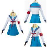 The melancholy of Haruhi Suzumiya Cosplay Costume