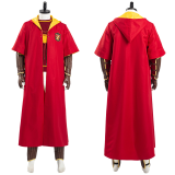 Harry Potter Gryffindor Quidditch Uniform Cosplay Costume Halloween Carnival Outfit