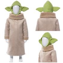 Star Wars Baby Yoda The Mandalorian Suit For Kids Children Cosplay Costume