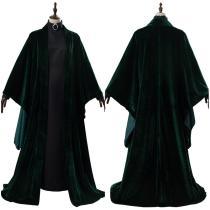Harry Potter Minerva McGonagall Robe Cosplay Costume