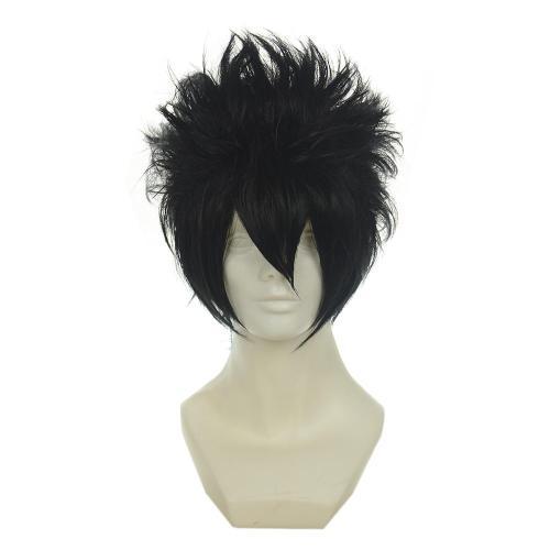 Naruto Sarutobi Konohamaru Cosplay Wig