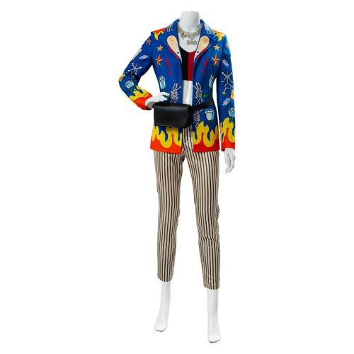 Birds of Prey 2 (And the Fantabulous Emancipation of One Harley Quinn) Suit Cosplay Costume