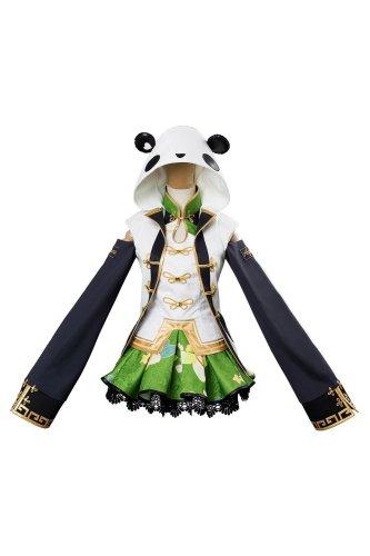 LoveLive Aqours China Dress Ver Kunikida Hanamaru SR Cosplay Costume