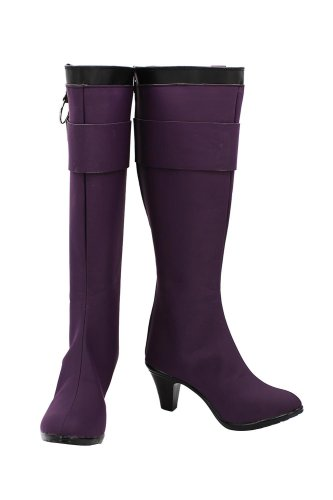 Danganronpa Kyoko Kirigiri Cosplay Boots Shoes Custom Made