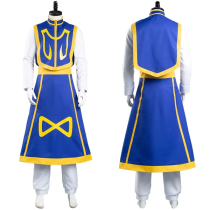 Hunter x Hunter Dress Outfit Kurapika Halloween Carnival Suit Cosplay Costume