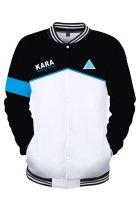 Detroit: Become Human Hoodie Connor RK800 Kara AX400 Baseball Sweatshirt
