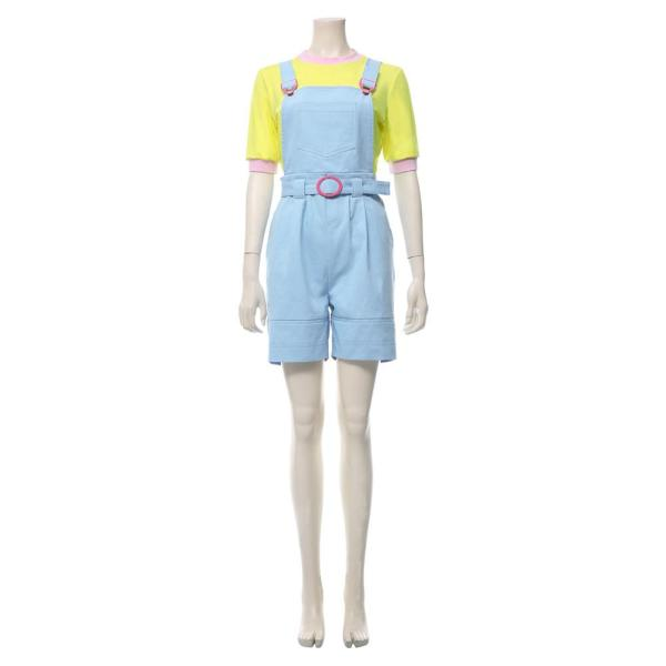 Stranger Things Season 3 Erica Sinclair Outfit Cosplay Costume