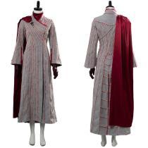 Game of Thrones Season 8 S8 Daenerys Targaryen Dany Spring Outfit Dragonstone Snow Dress