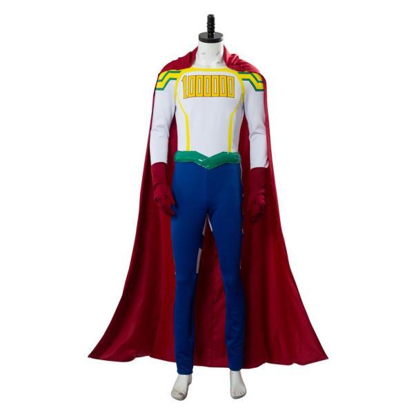 Mirio Togata Costume Lemillion My/Boku no Hero Academia Uniform Cosplay Costume