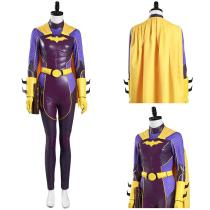 Gotham Knights Jumpsuit Outfit Batwoman Halloween Carnival Suit Cosplay Costume