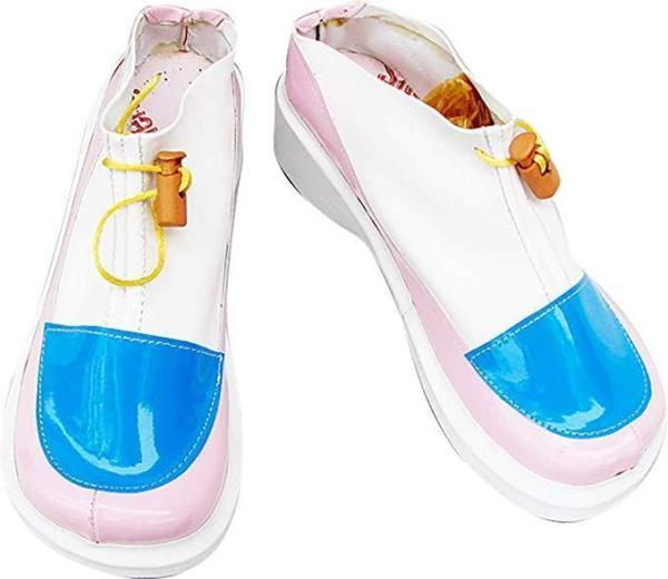 Kingdom Hearts Kairi Cosplay Shoes Custom Made