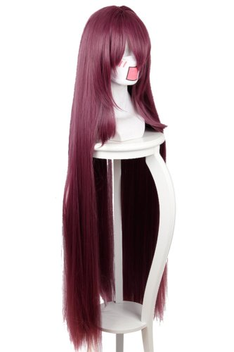 Fate Grand Order FGO Scáthach Cosplay Wigs