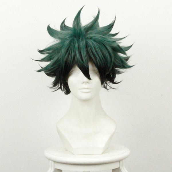 Boku no Hero Academia My Hero Academia Izuku Wig Cosplay Wigs