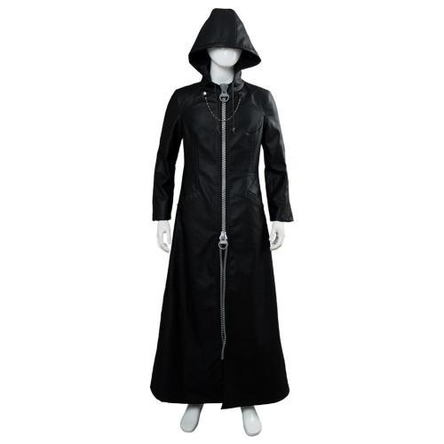 Kingdom Hearts III-office Uniform Cosplay Costume