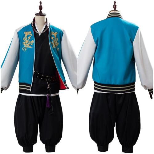 Kuko Harai Division Rap Battle DRB Evil Monk Costume Hypnosis Mic Outfit Cosplay Costume