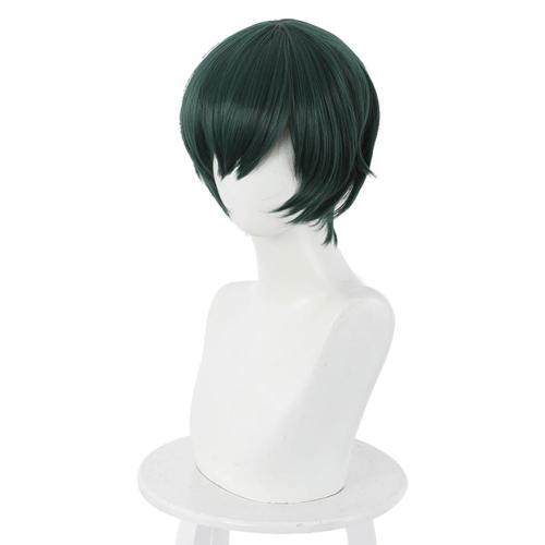 Jujutsu Kaisen Heat Resistant Synthetic Hair Maki Zenin Carnival Halloween Party Props Cosplay Wig