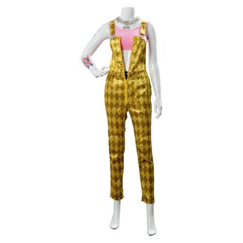 Birds of Prey (And the Fantabulous Emancipation of One Harley Quinn) Outfit Cosplay Costume