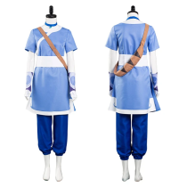 Avatar: the last Airbender Katara Cosplay Costume Halloween Carnival Suit