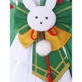 My Boku No Hero Academia Midoriya Izuku Cosplay Costume Kimono Princess Dress Full Set Halloween Carnival