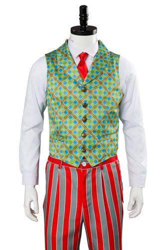 2018 Mary Poppins Returns JACK Royal Doulton Bowl Cosplay Costume