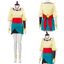 Game Indivisible Halloween Carnival Costume Ajina Uniform Outfits Cosplay Costume