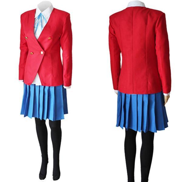 Toradora TIGER and DRAGON School Uniform Cosplay Costume
