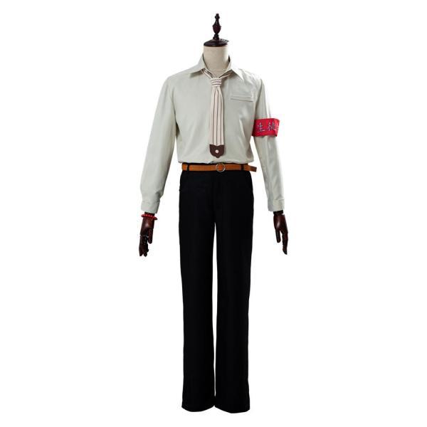 Minamoto Teru Outfit Jibaku Shounen Toilet-Bound Hanako-kun Cosplay Costume