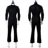 Star Wars Imperial Tie Fighter Pilot Black flightsuit uniform jumpsuit