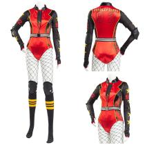 Birds of Prey: And the Fantabulous Emancipation of One Harley Quinn (2020) Roller Derby Outfit