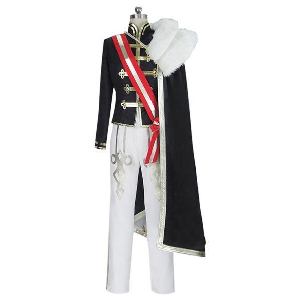 Uta no Prince-sama Maji LOVE Legend Star Aijima Cecil Cosplay Costume