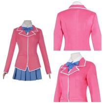 Yu-Gi-Oh! Uniform Dress Outfit Masaki Kyoko Halloween Carnival Suit Cosplay Costume
