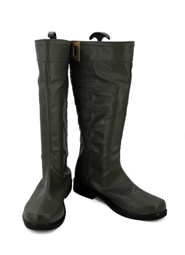 Avengers 3 Infinity War Winter Soldier Bucky  Barnes Cosplay Shoes Boots
