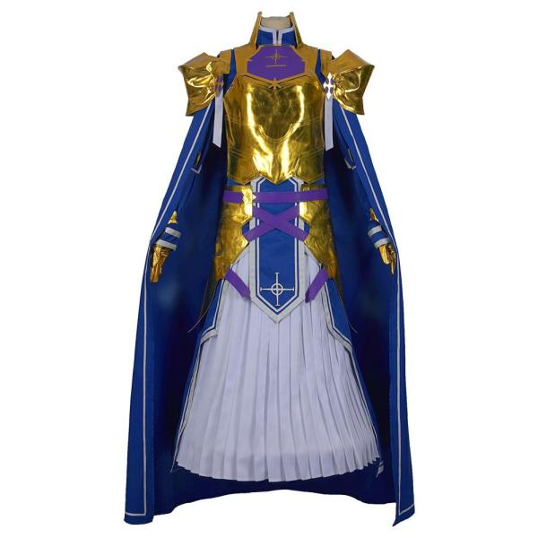 Sword Art Online Alicization SAO Halloween Carnival Costume Alice Synthesis Thirty Women Knights Outfit Cosplay Costume