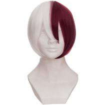 Boku no Hero Academia My Hero Academia S2 Shoto Shouto Todoroki Cosplay Wig
