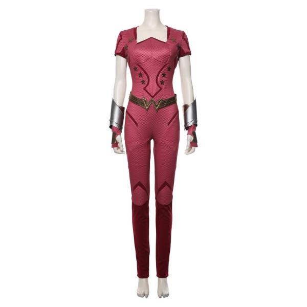 Donna Troy Titans Season 2 Cosplay Jumpsuit Cosplay Costume