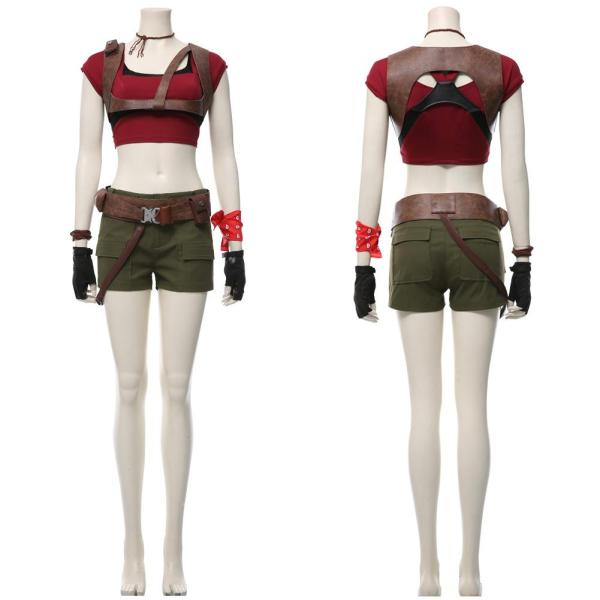 Jumanji The Next Level Ruby Roundhouse Cosplay Costume