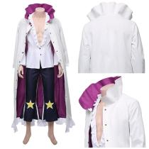 One Piece:Pirate Warriors 4 Cavendish Halloween Carnival Costume Cosplay Costume