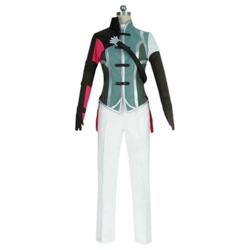 RWBY Season 7 Lie Ren Uniform Cosplay Costume
