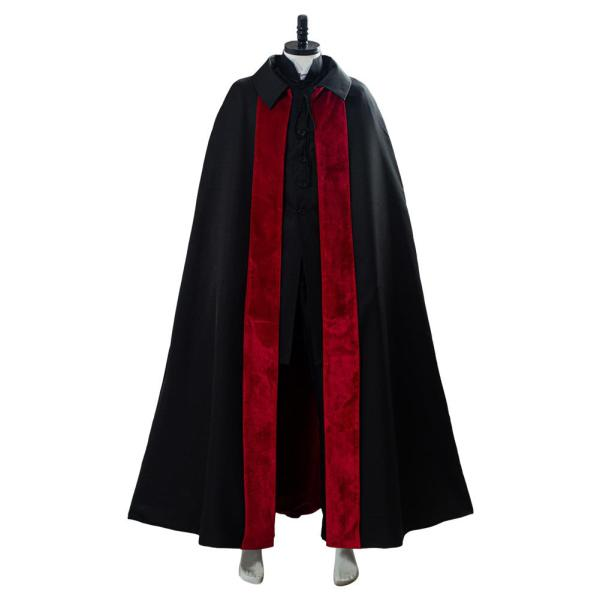 2020 Dracula Vampire Halloween Outfit Cosplay Costume