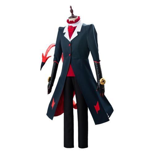 Hazbin Hotel Blitzo Helluva Boss Outfit Cosplay Costume