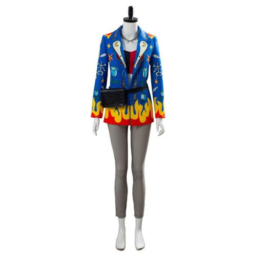 Birds of Prey 2 (And the Fantabulous Emancipation of One Harley Quinn) Suit Costume Cosplay