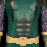 Crisis On Infinite Earths Pariah Jumpsuit Cosplay Costume