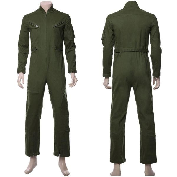 Top Gun Maverick Aviatrix Skin Outfit Cosplay Costume