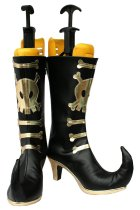 Blue Exorcist Armagh Cosplay Boots Shoes