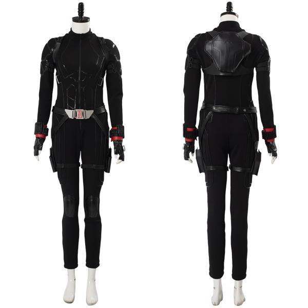 Avengers 4 : Endgame Black Widow Natasha Romanoff Outfit Cosplay Costume