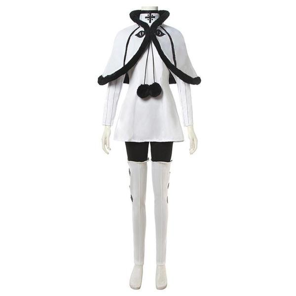 Game DRAG-ON DRAGOON 3 ONE Outfit Cosplay Costume