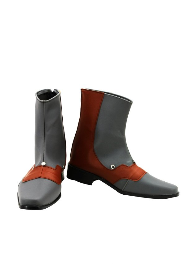 BlazBlue: Calamity Trigger HAZAMA Cosplay Boots Shoes