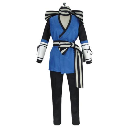 Fire Emblem Fates Warrior Nishiki Cosplay Costume