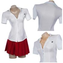 Danganronpa 2: Goodbye Despair Uniform Dress Outfit Akane Owari Halloween Carnival Suit Cosplay Costume
